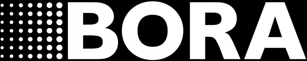 Bora logo white mit hg 1